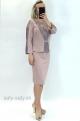 Krátke šaty staroružové LA-826