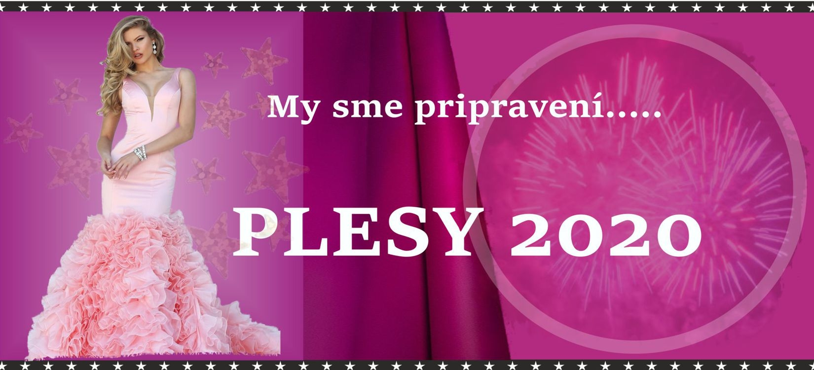 Plesove saty
